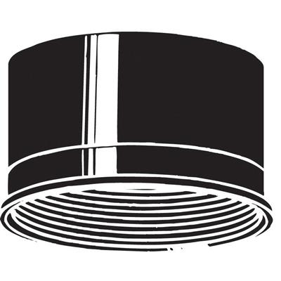 Kichler Lighting 9544BK Accessory Baffle