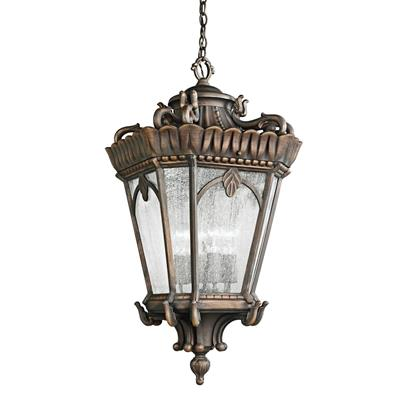 Kichler Lighting 9564LD Outdoor Pendant 4Lt