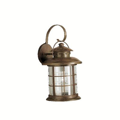 Kichler Lighting 9762RST Outdoor Wall 1Lt