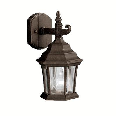Kichler Lighting 9788TZ Townhouse™ 1 Light Wall Light Tannery Bronze™
