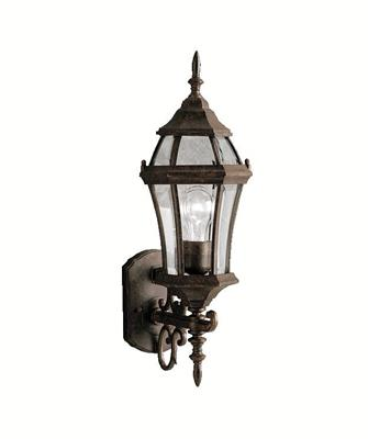Kichler Lighting 9790TZ Outdoor Wall 1Lt
