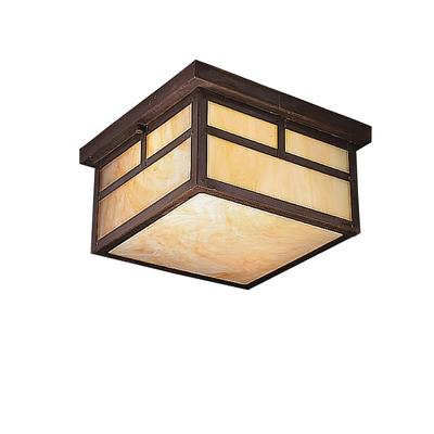 Kichler Lighting 9825CV Alameda™ 2 Light Flush Mount Canyon View™