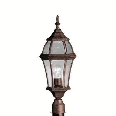 Kichler Lighting 9992TZ Outdoor Post Mt 1Lt